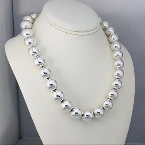 Large Tiffany & Co HardWear Bead Necklace